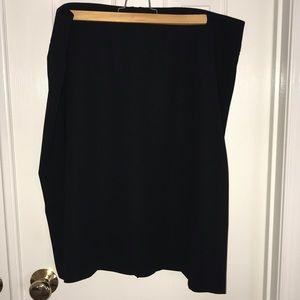 Jones New York lined suit skirt